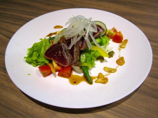 Tuna-Garlic-Stake